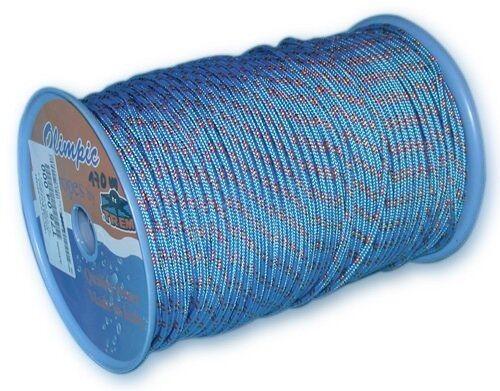 Leine 4mm Schot Seil geflochtene Polyesterleine 4485 0,50€//1m