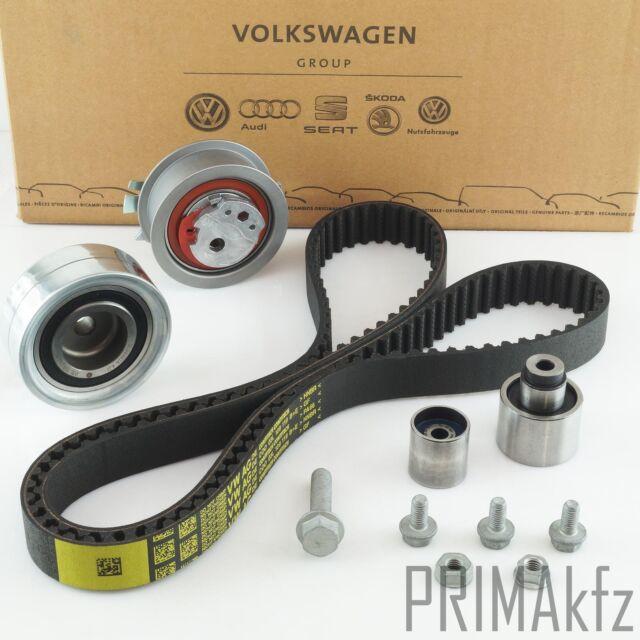 pompa acqua AUDI SEAT SKODA VW 1.6 2.0 TDI NUOVO ORIGINALE Gates nastro dentato Set