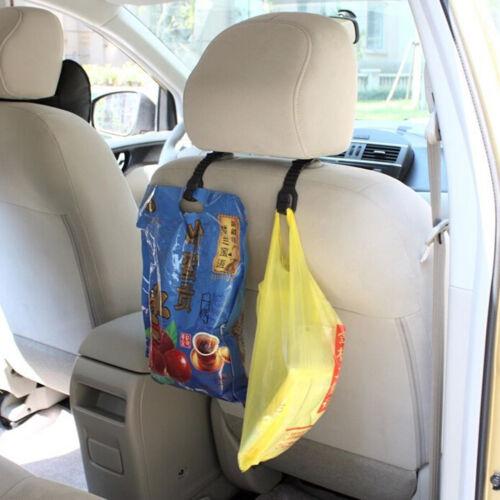 Auto Einkaufstasche Geldbörse Sitzaufhänger Halter Veranstalter Pothook FBB