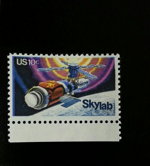 1974 10c Skylab I, First Space Station Scott 1529 Mint