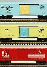 Lionel Box Car Set 6-29267 Box Car Set NIB Factory Sealed