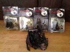 McFarlane Sleepy Hollow Figures 5 Lot