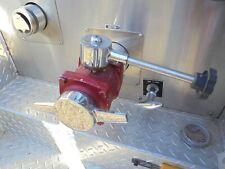Elkart Brass Ball Valve 2 12 Fire Department Truck Hose Apparatusequipment