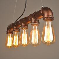 Vintage Retro Industriellen Lampe Leuchtmittel Fassung E27 40W Pendelleuchte Neu
