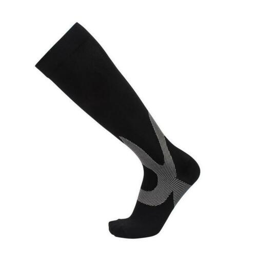 Compression Socks Running Flight Anti Fatigue Heel Pain Calf Support Ladies Men