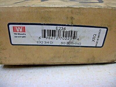 TB WOOD/'S E158 QD Bushing,Series E,Bore 1-5//8 In