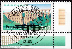 Bund-2082-o-Eckrand-mit-Berliner-FDC-Stempel