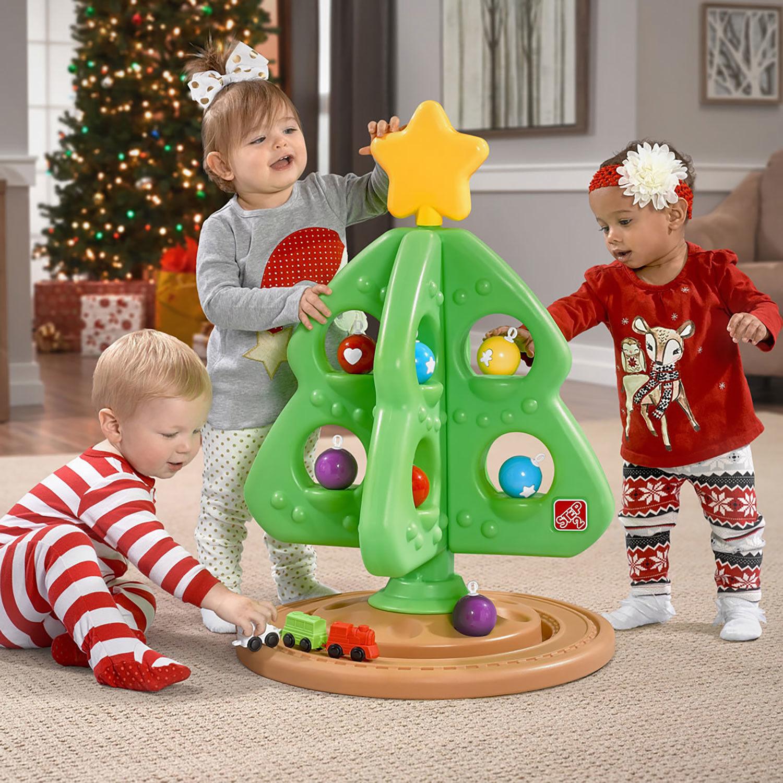 Brand new 2. schritt meiner ersten weihnachtsbaum w zge und schmuck