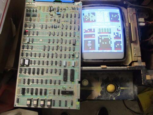 Atari Millipede arcade game board ram chip service