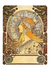 Alphonse Mucha 1 060 A4 Photo Print art nouveau