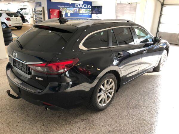 Mazda 6 2,2 Sky-D 150 Vision stc. - billede 4