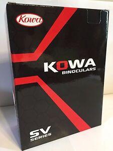 New-Kowa-BINOCULAR-SV50-12-12x-50-Waterproof-Roof-Prism-Multi-Coating
