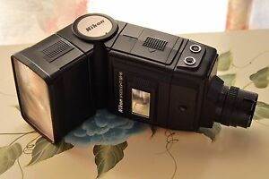 Nikon Speedlight Flash SB-16 with coupler AS-9, in good condition, free shipping