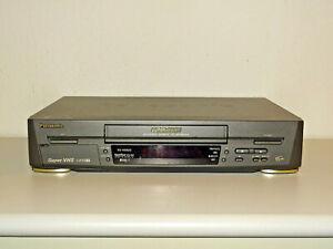 Panasonic NV-HS820 S-VHS ET Videorecorder, teildefekt / Bildstörungen