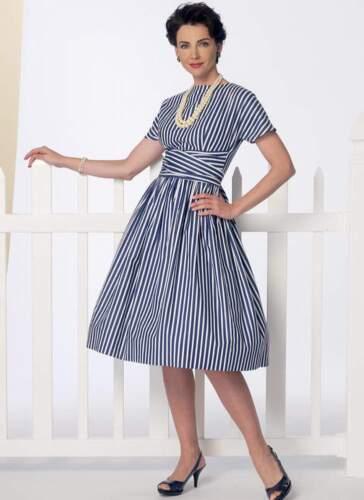 Schnittmuster Dress 1961 Gr.32-40