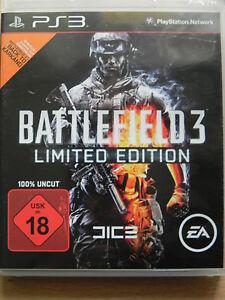 Battlefield 3 -- Limited Edition (Sony PlayStation 3, 2011) - Sinsheim, Deutschland - Battlefield 3 -- Limited Edition (Sony PlayStation 3, 2011) - Sinsheim, Deutschland