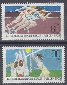 Germany Berlin 1982 Sport Promotion Fund Set UM SGB6367 Cat 340 - Cardiff, Cardiff, United Kingdom - Germany Berlin 1982 Sport Promotion Fund Set UM SGB6367 Cat 340 - Cardiff, Cardiff, United Kingdom