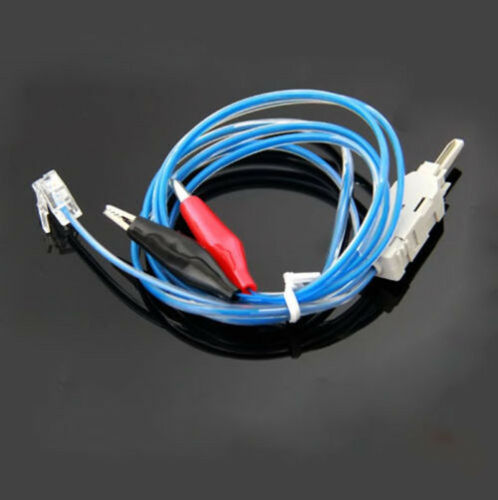 Professional RJ11 Voice Network Telephone Test Line 3 Ports P-Wire
