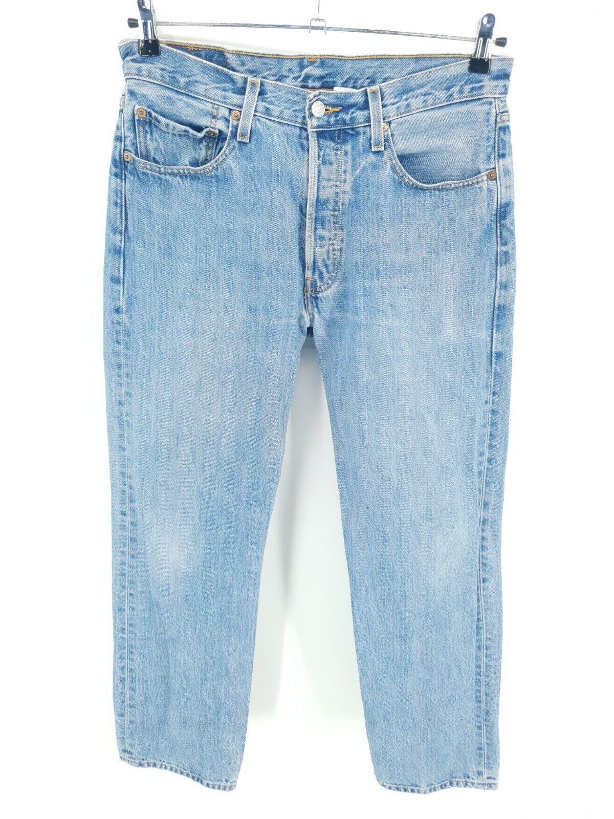 Vintage  Levis 501 XX Jeans Mens 3x30 Distressed … - image 1