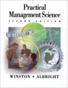 Practical-Management-Science-Spreadsheet-Modeling-and-Applications