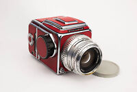 Hasselblad 500c Replacement Cover - Laser Cut - Genuine Leather - Moroccan