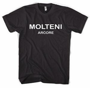 11b950551 Eddy Merckx Molteni Arcore Cycling Jersey Unisex T shirt All Sizes ...