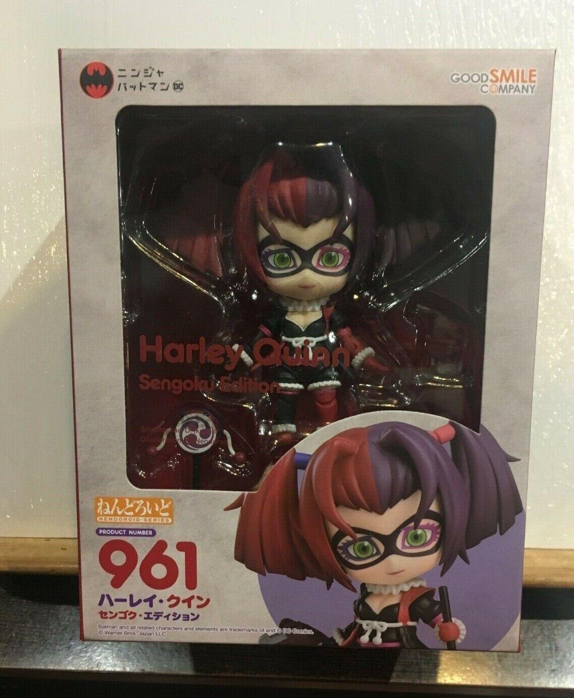 Nendoroid 961 Harley Quinn Sengoku edizione Good Smile azienda JAPAN