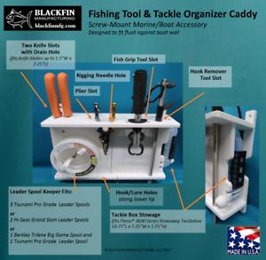 Titular de la herramienta de pesca & Tackle líder organizador Caddy-Organizador De Barco Marina