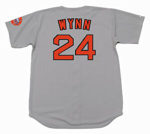 sports shoes 48e9f f6761 Details about JIMMY WYNN Houston Astros 1971 Majestic Cooperstown Away  Baseball Jersey