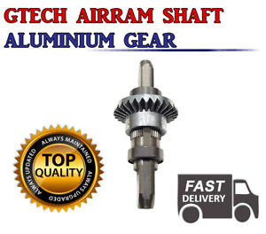 GTECH-AirRam-Vacuum-Cleaners-Shaft-Spindle-with-Aluminium-Gear-amp-Bearings