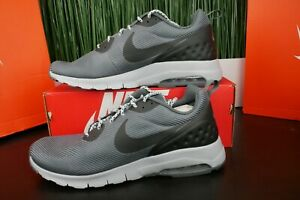 Details about Nike Air Max Motion LW SE Mens Dark Grey Black Running Shoes 844836 014 Size 12