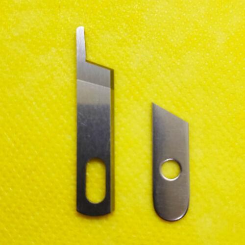 Overlockmesser für Singer 14SH644 Satz 14SH654 14SH754 14SH744 Set
