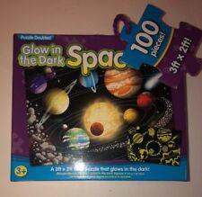 4 DELUXE GLOW IN DARK KALEIDOSCOPE fun space kids toys