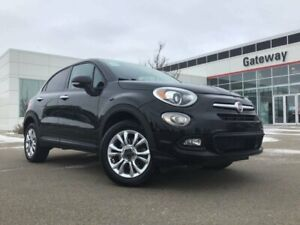 2016 Fiat 500X Easy AWD with Heated Steering Wheel!