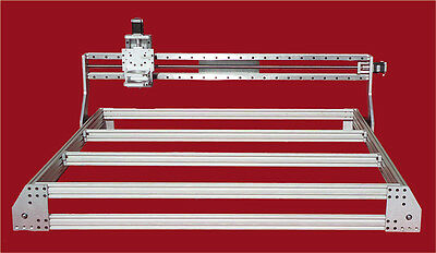 CNC Plasma Router Kits Mill 4x4 Ball Screw Rails & Carriages Milling