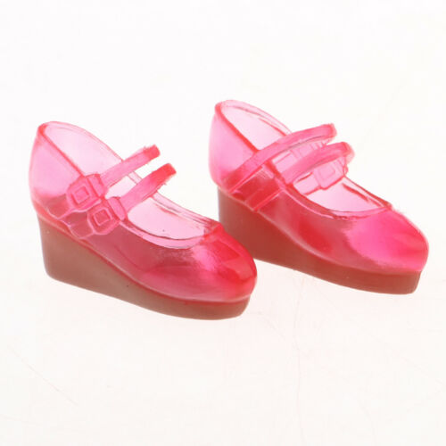Pair of Handmade Doll Shoes for Blythe 1//6 BJD Doll 12inch Doll Accessory