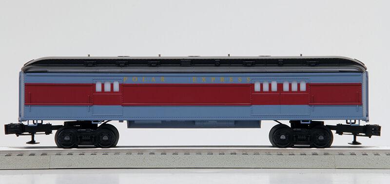 LIONEL 6-25135 - O   027 - POLAR EXPRESS BAGGAGE CAR - NEW