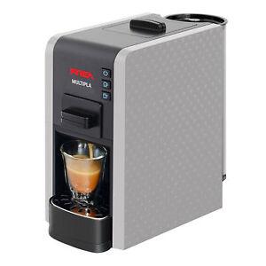 Giardino E Arredamento Esterni Obliging Macchina Per Caffè Krea Es200s Silver Multicompatibile Cialde E Capsule