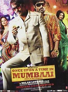 Once Upon A Time In Mumbaai (Hindi DVD) (2010) (English Subtitles)(Original DVD) 8903539010095