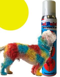 petpaint pet dog paint color spray safe for dogs yorkie