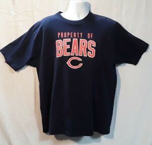 LARGE CHICAGO BEARS  NFL T-Shirt Mens Size