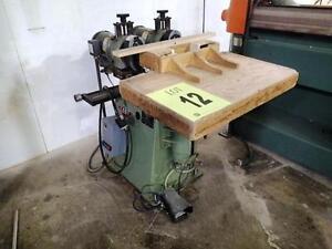 Rye Db50 Dual Head Horizontal Boring Machine Woodworking Machinery