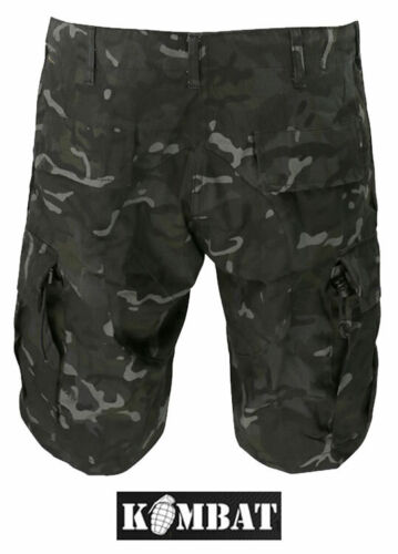 Army Combat Military Cargo ACU Shorts Pants Trousers BTP British Camo Camouflage