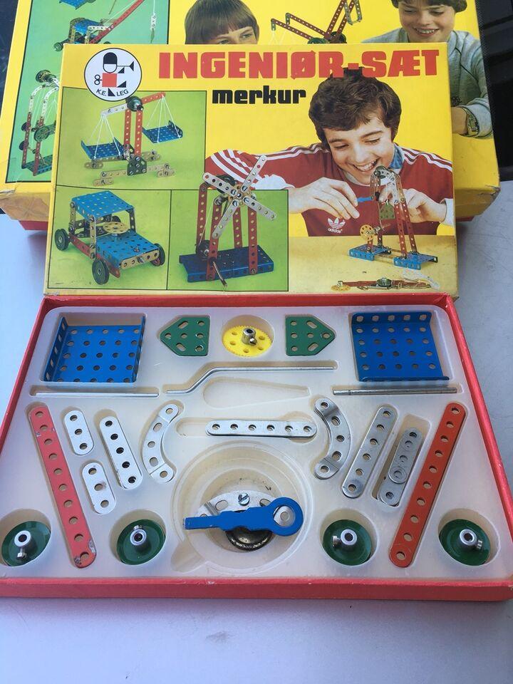 Legetøj, Merkur ingeniør