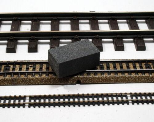 Schleifklotz pour nettoyage rails