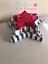 Fabric-stars-Wall-Art-Wall-Decor-Handmade-Fabric-shape-Nursery-fabric-letters thumbnail 8