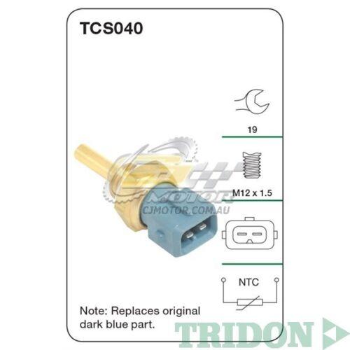 TRIDON COOLANT SENSOR FOR Hyundai Accent 01//94-01//00 1.5L 12V G4EK