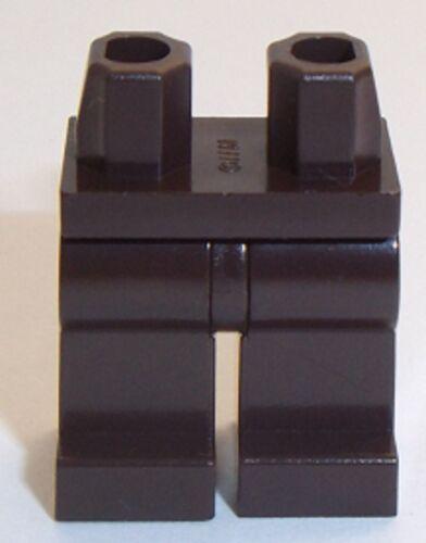 Lego Legs Dark Brown x 1 for Minifigure