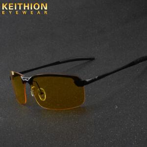 Men-High-end-Night-Vision-Polarized-Uv400-Driving-Glasses-Sunglasses-Eyewear