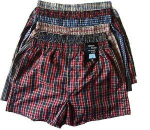6-US-Style-Herren-Boxershorts-modische-6er-Farb-amp-Muster-Boxer-Short-Herren-Set
